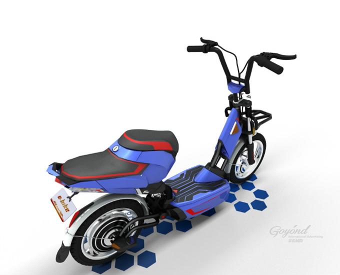 主页 案例 产品设计案例 工业设备 > >电动车设计系列二